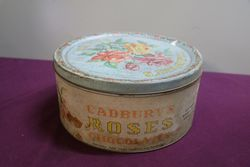 Cadburyand39s Roses 5 lb Chocolates Tin