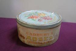 Cadburyand39s Roses 5 lb Chocolates Tin