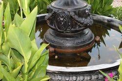 Cast Iron 2 Tier Victoria Fountain