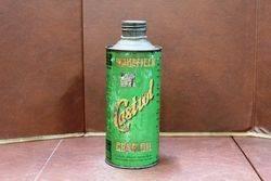 Castrol Wakefield Quart Caddy tin