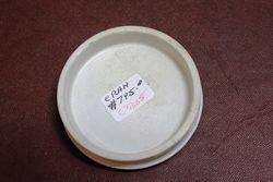 Ceramic Russian Bears Grease Pot Lid