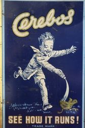 Cerebos Salt Pictorial Tin
