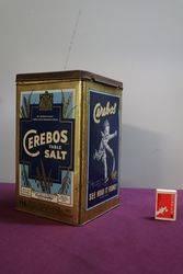 Cerebos Salt Pictorial Tin