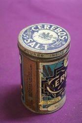 Cerebos Table Salt Tin