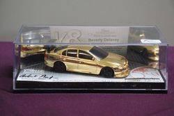 Classic Carlectables Holden V8 Gold Car Model
