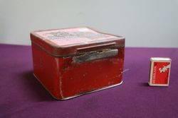 Cohen Weenen Smoking Mixture Toffee Tin
