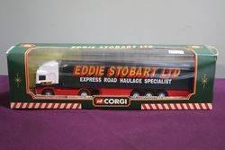 Corgi Eddie Stobart LTD Curtainside Trailer Model