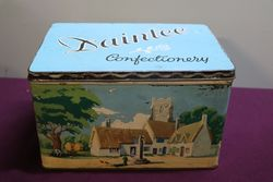 Daintee Confectionery Pictorial Tin
