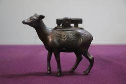 Deer Table Top Lighter