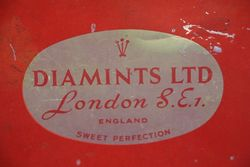 Diamints Pictorial Toffee Tin