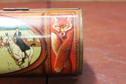 Early 20th Century Huntley and Palmers Biscuit Tin Desk Set