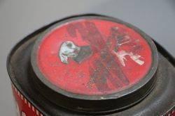 Early White Hudson Hacks Toffee Tin