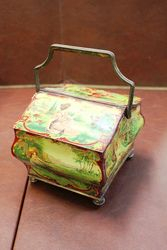 Edwardian Huntley & Palmers Biscuit Tin