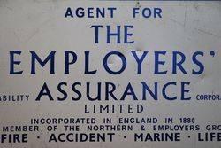 Employers Assurance Aluminum Sign