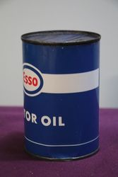 Esso Motor Oil One Pint Tin
