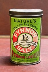 Fynnons Salt Tin