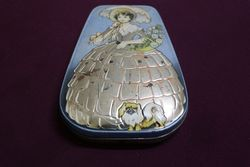 George WHoner and Co Toffee Tin