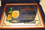 Hartridge`s Soft Drinks Advertising Mirror