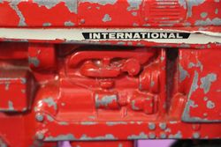 International Toy Tractor