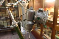 Jos Lucas Carbide Bike Lamp