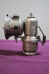Jos Lucas Carbie Cycle Lamp