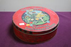 Mackintosh's Carnival Assortment De luxe Toffee Tin