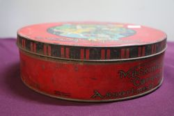 Mackintoshand39s Carnival Assortment De luxe Toffee Tin