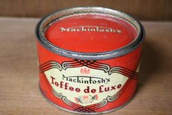 Mackintosh's Toffee Tin