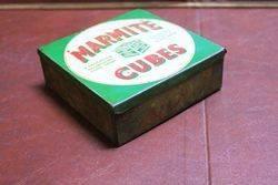 Marmite Cubes Tin