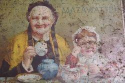 Mazawttee 12 lb Tea Tin