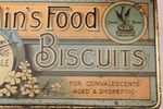 Mellins Food Biscuit Tin