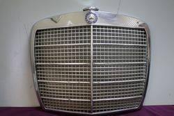 Mercedes Benz Grille #