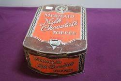 Mermaid Milk Chocolate Toffee Tin