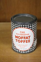 Moffat Toffee Tin
