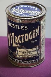 Nestles VIlactogen Baby Dried Milk Tin