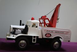 No.63 Highway Tow Truck, Daisy/Matic Manufacturing Co. Made in Japan ,