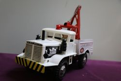 No63 Highway Tow Truck  DaisyMatic Manufacturing Co Made in Japan