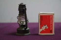 Novelty Storm Lantern Pencil Sharpener
