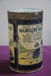Nursery Rusks by Express Dairy Co Ltd  Dried Milk Tin