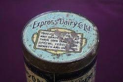 Nursery Rusks by Express Dairy Co Ltd  Dried Milk Tin
