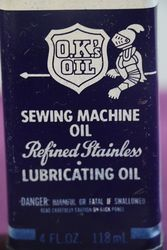 OKand39s Oil Sewing Machine Oiler