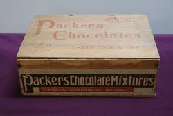 Packer's Chocolate Mixtures Box