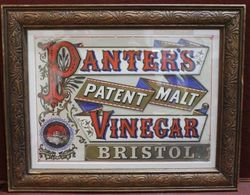 Panter's Vinegar Bristol Card
