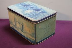 Pascall Court Fruit Drops Pictorial Tin