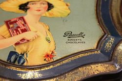 Pascall Sweet Chocolate Tin
