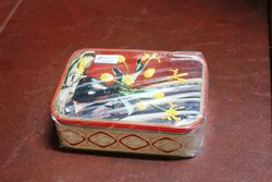 Pictorial Sharps Toffee Tin