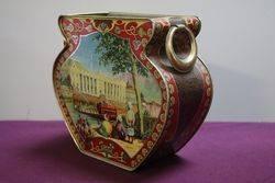 Pictorial Tea Tin