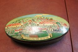 Pictorial Toffee Tin