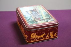 Pictural Toffee Tin