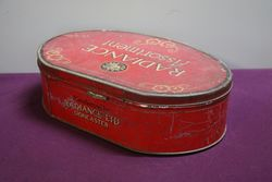 Radiance Pictorial Toffee Tin